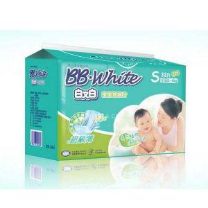 供应白又白婴儿纸尿片