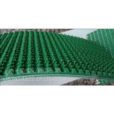 供应墨绿色pvc草带 草带