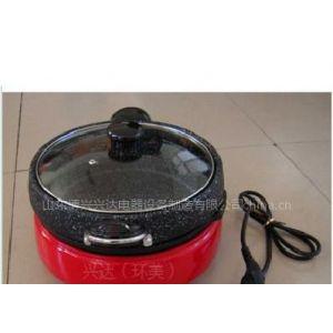 供应韩式烧烤火锅两用家用电烤炉
