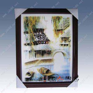 供应景德镇陶瓷瓷板画,瓷片,大瓷板画定制,小瓷片