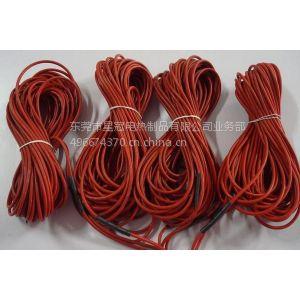 供应长期供应优质硅胶发热线 加热线 电热线 多层线