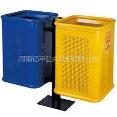 供应出售三门峡乡镇垃圾桶义马市灵宝市可回收垃圾桶陕县卢氏县垃圾收集箱商家