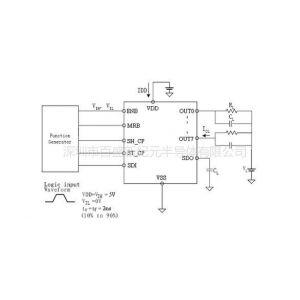 供应供应QX5595用于LED显示的8位恒流驱动器
