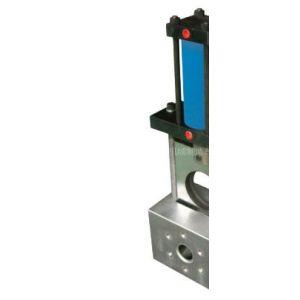 供应各种板式、柱式换网器含液压站