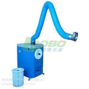 供应临沂枣庄焊接作业烟气净化设备 锡焊烟尘处理器