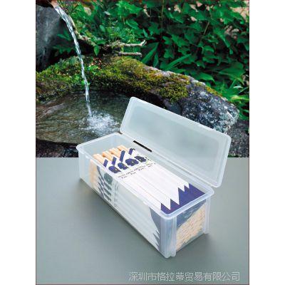 日本进口 厨房用品抽屉收纳盒整理盒整理盘