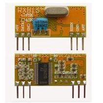 供应FSK/ASK兼容高灵敏度接收模块RXB16