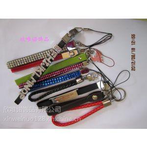 供应供应手机绳,金属吊饰,挂件手机绳 手机链 热卖中。