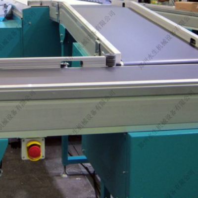 供应铝型材皮带线—双边皮带线—郑州水生机械