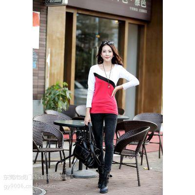 供应秋季时尚服装厂家成都秋季女装长袖批发档口批发长袖批发
