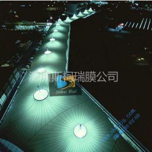 供应长沙广场景观膜结构制作