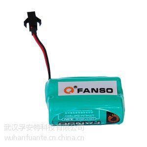 供应FANSO孚安特CR17450E功率型智能水表专用3.0v锂锰电池