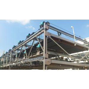 供应南海高达二层升降横移立体停车库