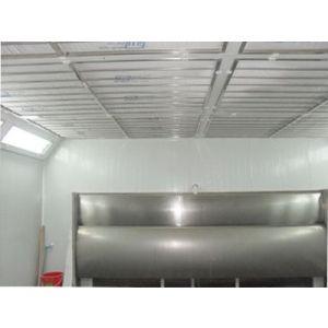 供应水帘式家具喷烤漆房