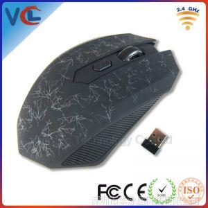 供应十年鼠标厂家 魔兽世界/LOL玩家推荐高性能耐用 无线光电鼠标
