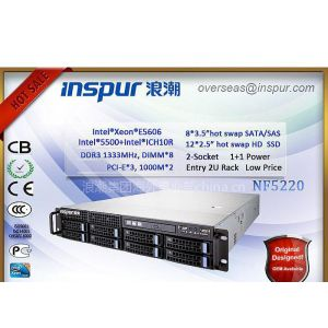 Rack Server NF5220 -2U,1*socket,E5600(OEM)