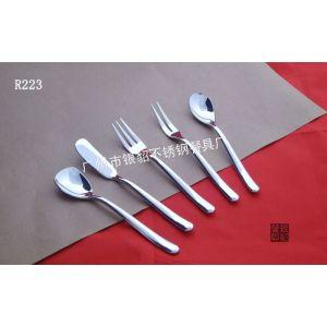 供应供应外贸原单出口刀叉 不锈钢刀叉勺 不锈钢西餐具 西餐刀叉勺