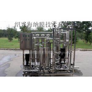 供应酶制剂发酵液除菌浓缩澄清设备