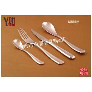 供应设计师的餐具】西餐刀叉勺3件套/不锈钢餐具配件