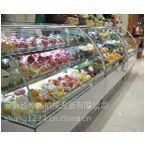 供应超市冷柜输出制冷量不足的原因和检修