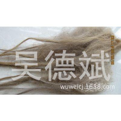 新疆优质骆驼绒毛
