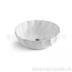 供应【优等品】陶瓷艺术盆 洗脸盆 洗手盆 面盆 台盆 雪白艺术盆