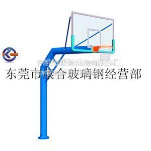 供应东莞篮球架价格 圆管埋地式篮球架生产厂家 长沙篮球架批发