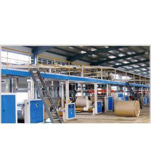 供应WJ-200-2200型七层高速瓦楞纸板生产线