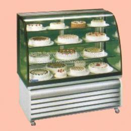 供应特快高(意大利)TECFRIGO BR10186豪华型蛋糕陈列冷藏柜