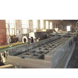 供应利用树脂砂型,消失模型铸造机床床身铸件的优点