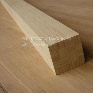 供应竹化妆刷、梳子、五金工具园林工具手柄 车圆手柄竹方 厂家可定制生产