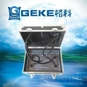 供应新一代格科热水器智能保养机 热水器清洗机设备