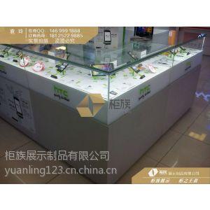 供应HTC手机柜台批发丨HTC手机转角柜制作中心18125229885