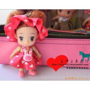 供应韩版迷糊娃娃手机链|钥匙扣|美丽公主造型