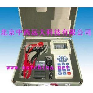 中西##供应蓄电池内阻测试仪(便携式) 型号:BL58-LXNZ-200