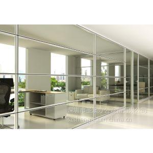 供应高隔墙供应 玻璃隔断办公室 隔音隔墙好效果的玻璃墙