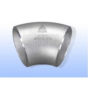 供应盐山45度焊接弯头 15crmo弯头价格 90度合金弯头标准 大口径弯头供应商