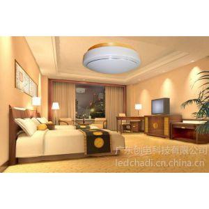 供应直销LED现代简约时尚亚克力吸顶灯客厅卧室餐厅书房灯具灯饰