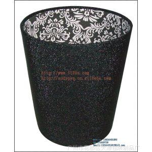 供应垃圾桶 家用/酒店用垃圾桶 皮质垃圾桶 皮革垃圾桶
