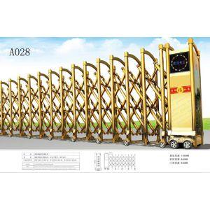 供应云南不锈钢伸缩门、自动门、电动门、、安检门、卷帘门生产厂家