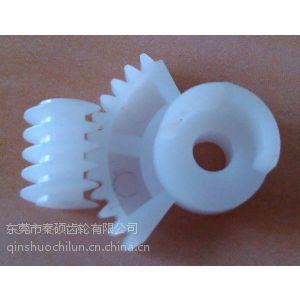 供应供应建筑建材类锁具小模数塑胶齿轮