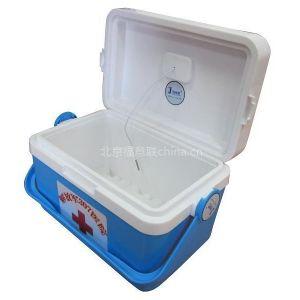 供应福意联专业生产各种药品冷藏箱便携式冷藏箱11L生产厂家