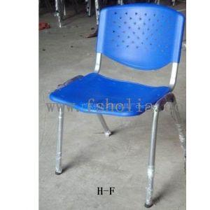 供应广东塑钢椅厂,佛山塑钢家具批发,工字脚塑钢椅价格