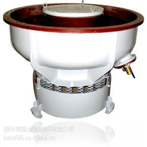 供应异形工件如何机械化研磨去毛刺,抛光?MFVF400L震动抛光机能帮你!