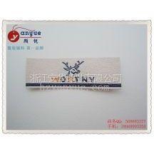 供应杭州服装织唛 订做童装织唛 定制女装织唛