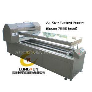 供应艺术玻璃彩印机 工艺门窗玻璃印刷机 玻璃挂饰摆件打印机