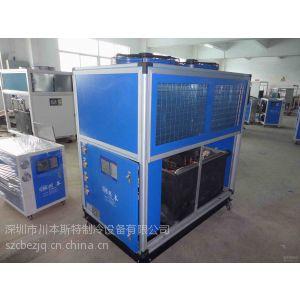 30L卧式砂磨机循环低温冷水降温装置