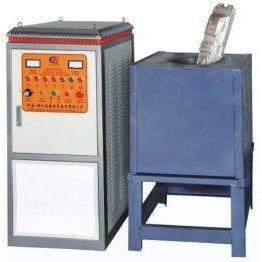 供应超音频有色金属熔炼设备