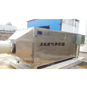 供应制药厂有机废气处理方法—光解废气净化器