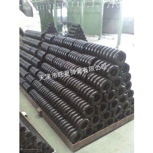 供应天津旺夏弹簧有限公司供应弹簧/大弹簧/热卷弹簧